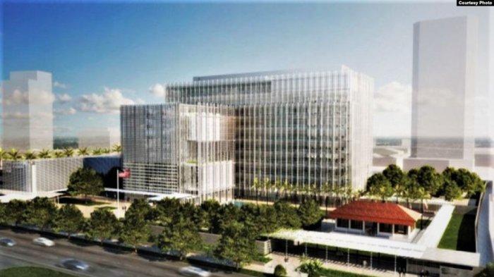 Staf Kedutaan AS di Jakarta Dilaporkan Meninggal karena Virus Corona