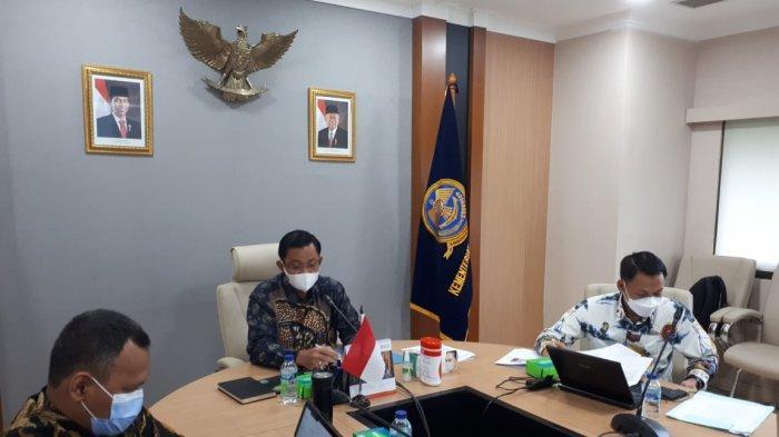 Indonesia Hadiri Pertemuan Virtual EHLRM of MEPSEAS Project
