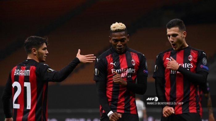 Jelang Napoli vs AC Milan, Cedera Rafael Leao Bisa Jadi Mimpi Buruk bagi Zlatan Ibrahimovic