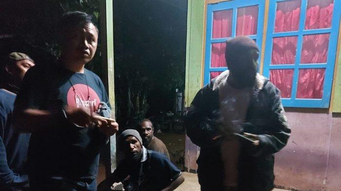 BREAKING NEWS: Sebar Hoaks Bernada Kebencian Ketua KNPB Merauke Ditangkap Satgas Nemangkawi
