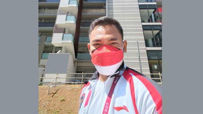 Raih Medali Perak Olimpiade Jepang, Eko Yuli Irawan Ingin Jadi Pelatih dan Buka Klub Angkat Besi