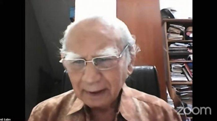 Ekonom senior Emil Salim