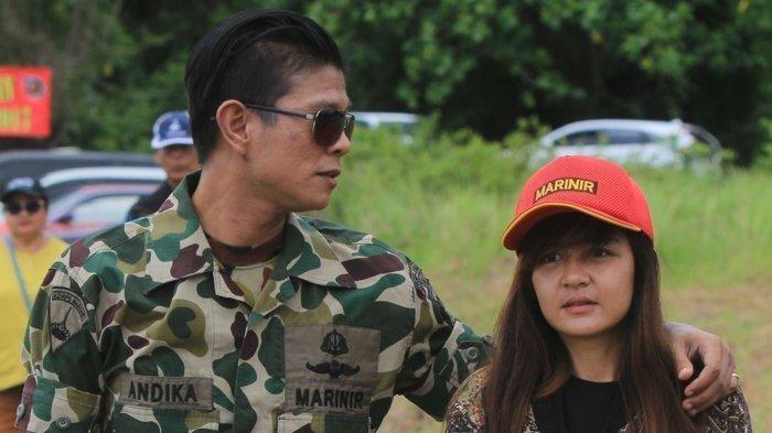 BREAKING NEWS, Andika Mahesa Kangen Band Benarkan Kabar Penangkapan Mantan Istrinya Karena Narkoba