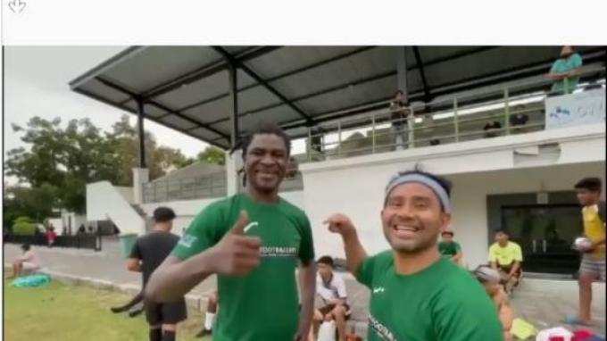 Miliki Hubungan Erat dengan Raffi Ahmad, Judika Sarankan RANS Cilegon FC Rekrut Mantan Bek Persipura