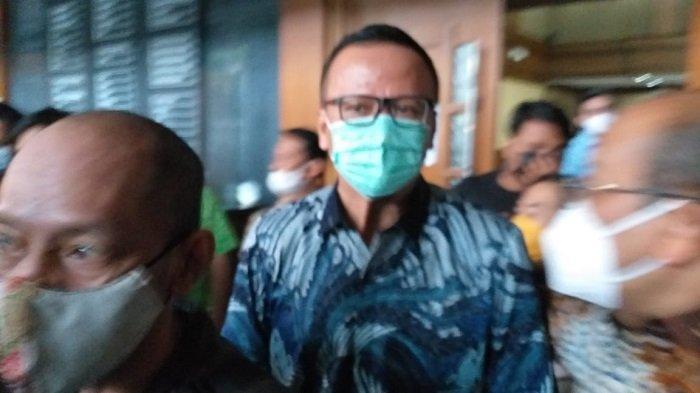 Eks Menteri KKP Edhy Prabowo Bersyukur Diberi Kesempatan Bertemu Keluarga Saat Lebaran