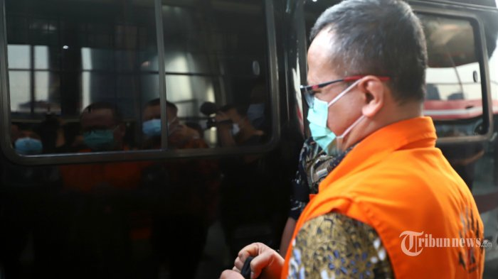 ICW Ingin KPK Usut Dugaan Pencucian Uang Edhy Prabowo