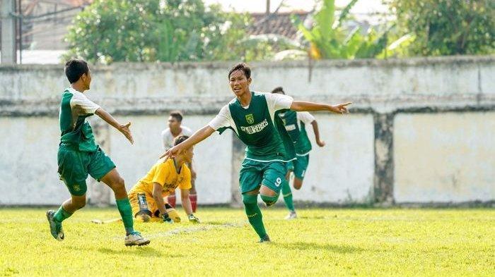 Wonderkid Garuda Select dari Persebaya Surabaya Putuskan Gabung Persis Solo