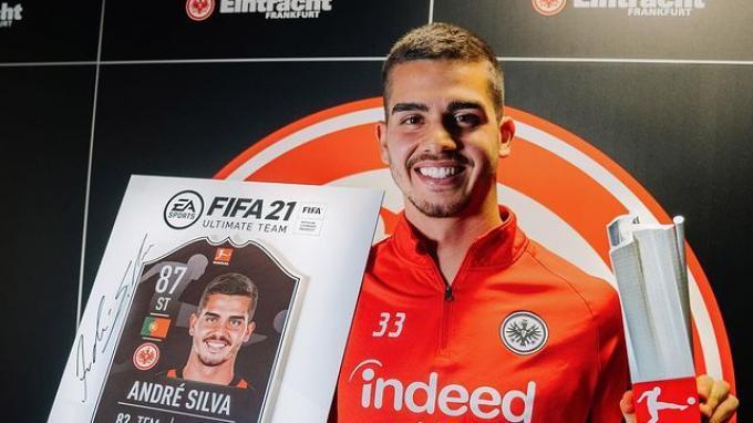 Mengulas Profil Andre Silva, Pemain Buangan AC Milan yang Tampil Menawan di Bundesliga