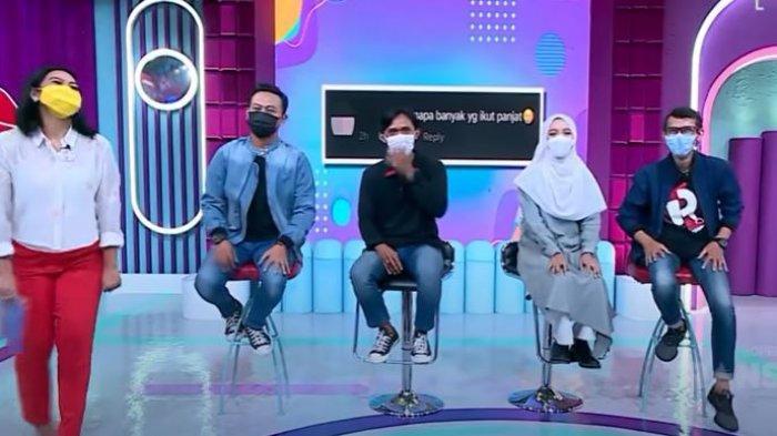 Eks Sabyan Gambus saat dijumpai di program TV No Secret