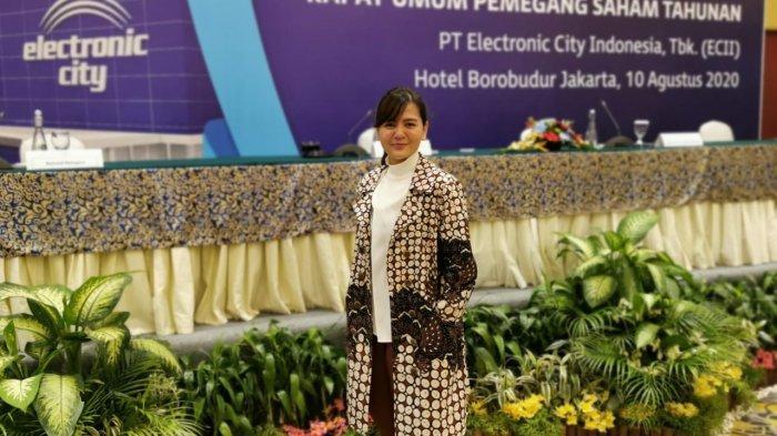 Apa Kabar Ratu Tisha? Tak Lagi Jadi Sekjen PSSI Kini Jadi Komisaris Perusahaan