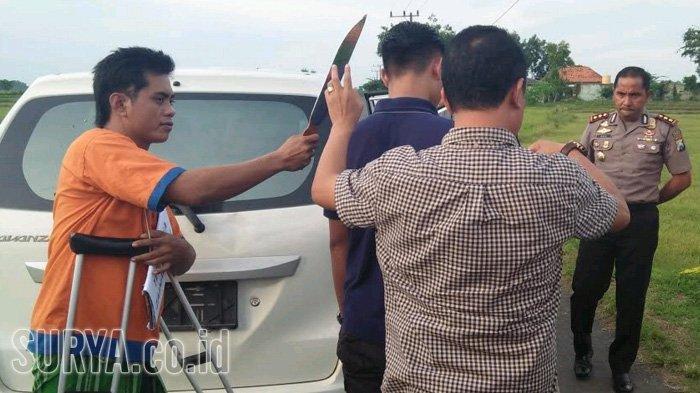 Kata-kata Terakhir Sopir Go-Car Sebelum Dieksekusi Pembunuh Berdarah Dingin