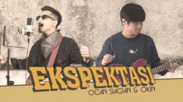 Chord Gitar dan Lirik Lagu Ekspektasi Ocan Siagian feat Okin, Kunci Dasar dari C
