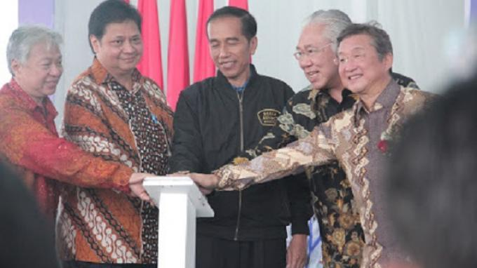 Jokowi Minta Ekspor Produk Manufaktur dengan Kandungan Lokal Tinggi