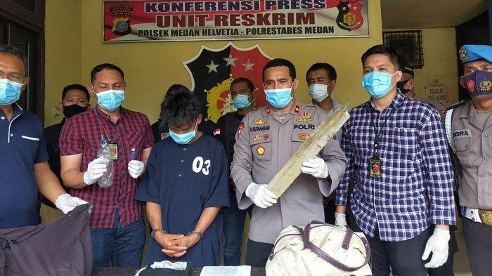 Motif Pria Dibakar Hidup-hidup di Medan, Pelaku Sakit Hati Dilabrak dan Dianiaya Keluarga Korban