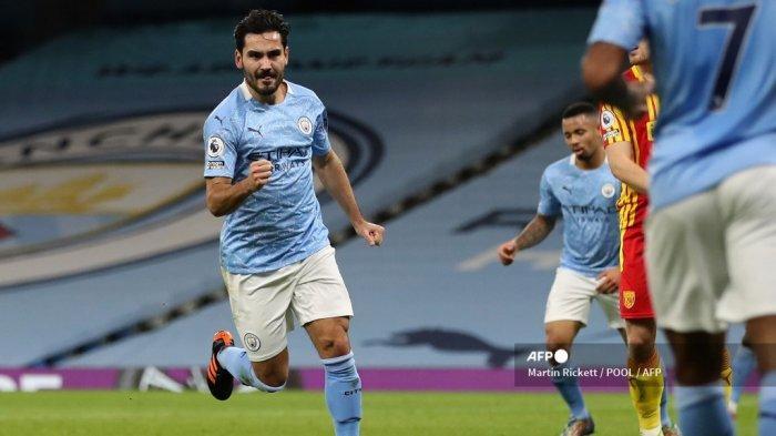 Jelang Arsenal vs Manchester City - Potensi Gundogan Main, Guardiola: Tunggu Saja