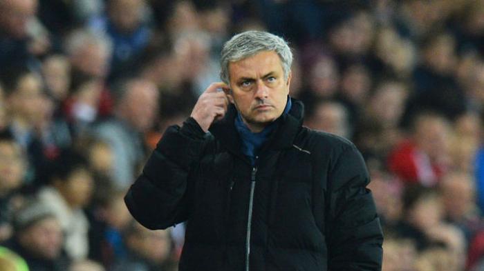 Mourinho: Chelsea Mencoba Segalanya Untuk Menang Tapi Gagal