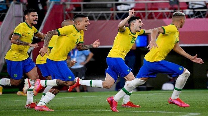 Jadwal Final Sepak Bola Olimpiade Tokyo 2021, Brasil vs ...
