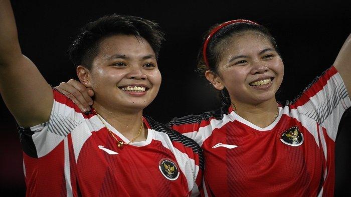 Sosok Greysia/Apriyani, Jagoan Ganda Putri Indonesia yang Terbang Tinggi di Olimpiade Tokyo