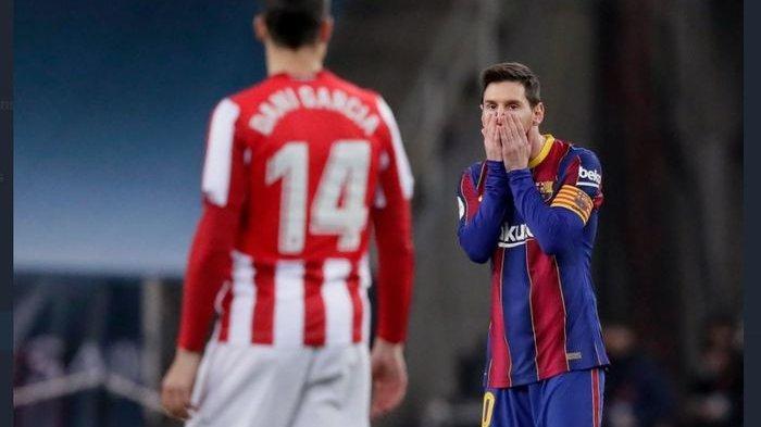 Barcelona Dipastikan Kehilangan Messi Selama 2 Pertandingan, Absen Hadapi Cornella & Elche