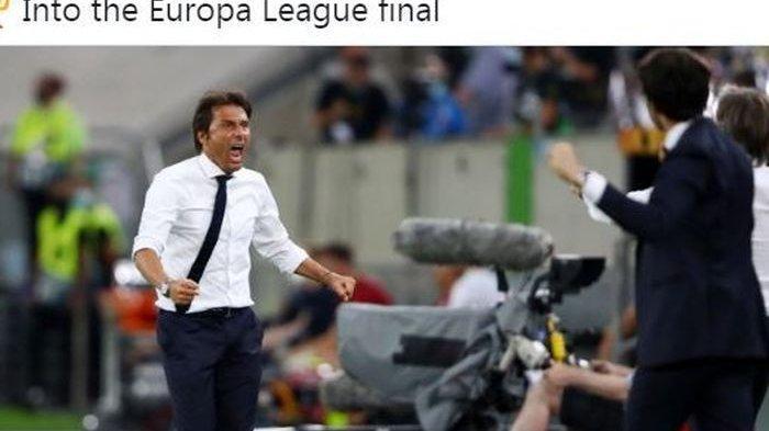 Pemain Buangan Juventus Girang Lihat Keributan Antonio Conte Vs Andrea Agnelli