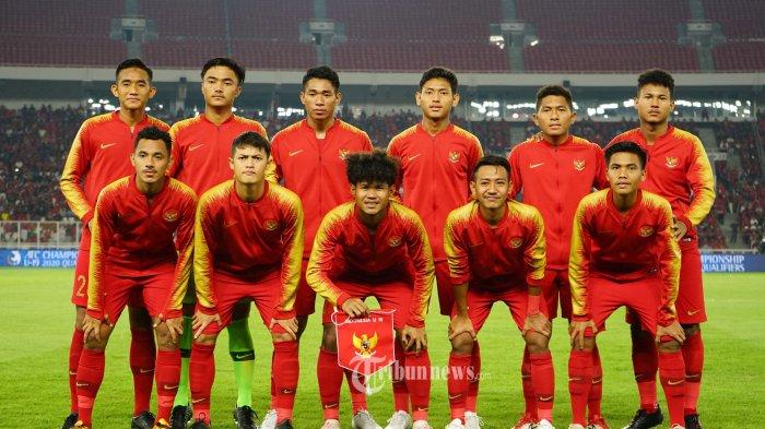 Ketua Umum PSSI Iwan Bule Larang Pemain Timnas Indonesia U-19 Makan Pecel Lele