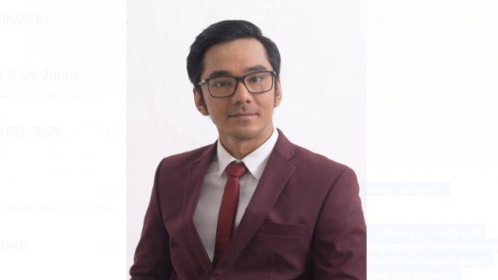 Dedek Prayudi, BA, MSc, Direktur Eksekutif Centre for Youth And Population Research.