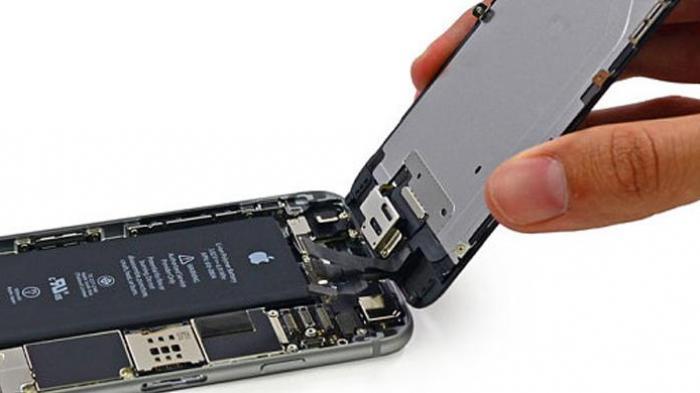 Daya Tahan Baterai iPhone 6 yang Disuntik Hidrogen sampai Seminggu