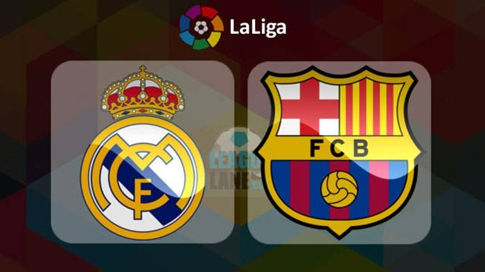 Jadwal Siaran Langsung El Clasico Jilid 2, Real Madrid vs Barcelona, Momen Perebutan Puncak Klasemen