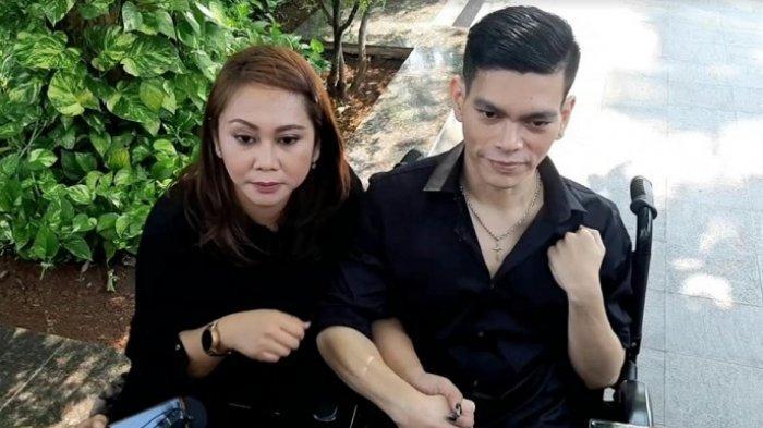 Rela Rawat Nino Elkasih yang Lumpuh, Mantan Pacar Dituding Pansos, Sarah Dee Bongkar Alasannya CLBK?