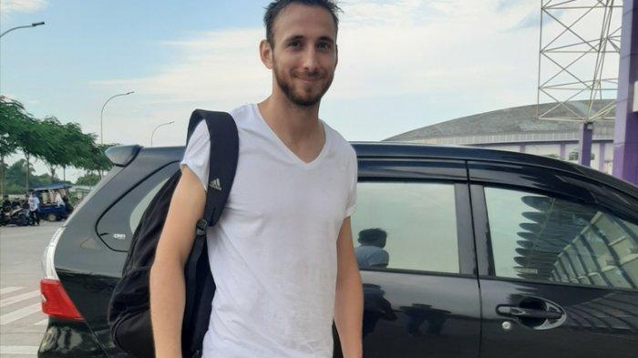 Hengkang dari Persita Tangerang Eldar Hasanovic Berlabuh di Olimpik Sarajevo