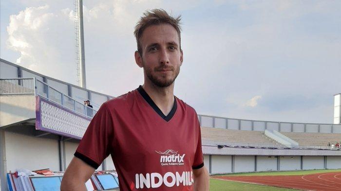 Persita Tangerang Harus Kehilangan Dua Pemain Asingnya