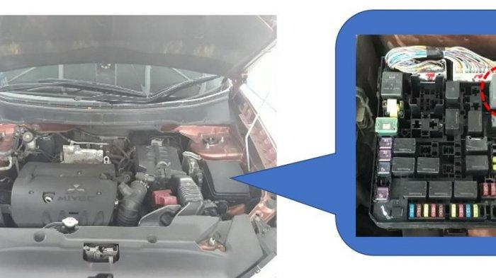 Ada Problem di Electrical Power Control Relay, Mitsubishi Recall Delica dan Outlander Sport