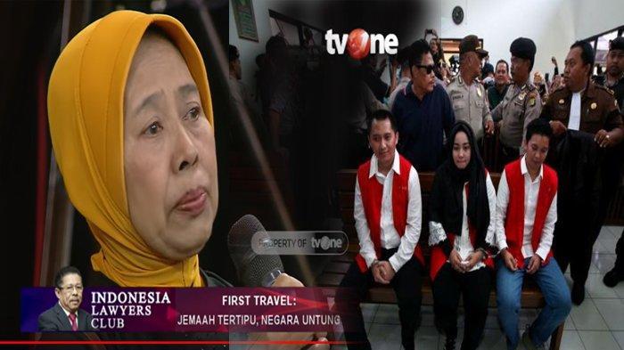 Curhat Korban First Travel, Tak Diberangkatkan hingga Ibu Meninggal, Uang Diserahkan ke Pemerintah