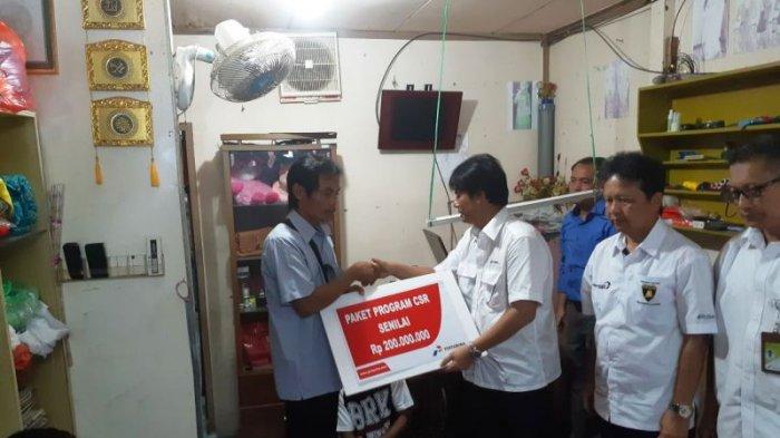 Dirut Pertamina Kunjungi Keluarga Korban Ceceran Minyak di Balikpapan