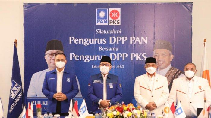 Survei IPO: Elektabilitas PAN Naik Signifikan Ungguli PKS