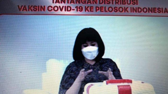 Kotak Dingin Vaksin Covid-19 Buatan Technoplast Mampu Tampung Sinovac 500 Dosis dan Tahan 48 Jam