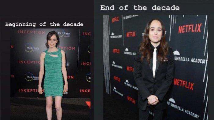 Bintang Film Penerima Nominasi Oscar Ellen Page Umumkan Jadi Transgender: Nama Saya Elliot