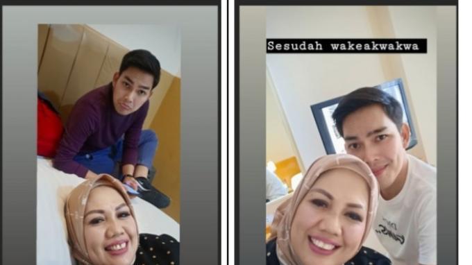 Tangkap Layar Instagram Story Elly Sugigi_Elly Sugigi Operasi Gigi