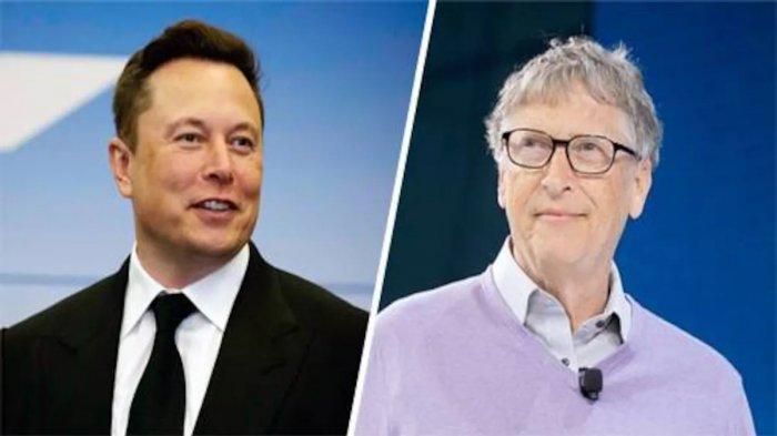 Elon Musk Gunakan Kekayaannya untuk ke Mars, Bill Gates Lebih Pilih Habiskan Uang untuk Vaksin