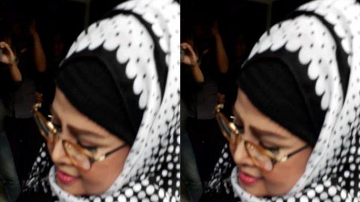Tegang Tiba di Polda Metro Jaya, Elvy Sukaesih: Ya Allah, ya Rabbi