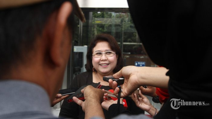 Hakim Tanya ke Elza Syarief, Apa Novanto yang Minta Miryam Cabut BAP