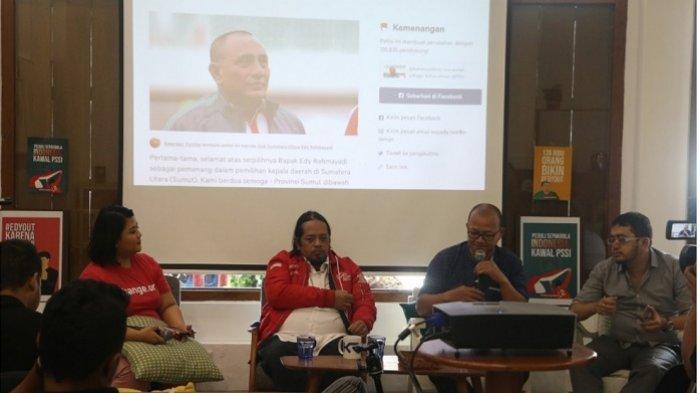 Mundurnya Edi Rahmayadi Harus Jadi Momentum untuk Reformasi di PSSI