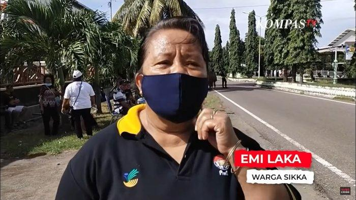 Emi Laka, Warga Kabupaten Sikka NTT
