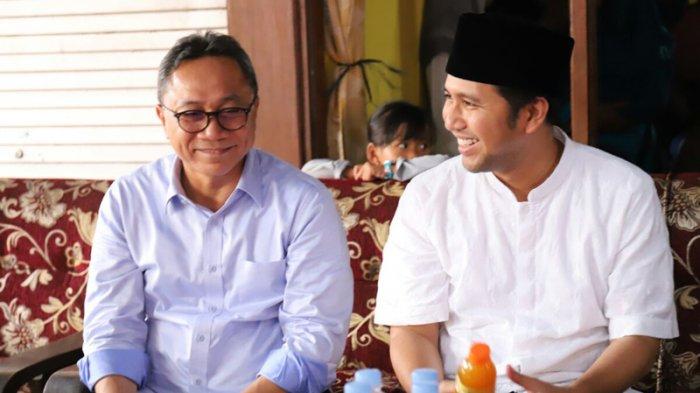 Bareng Emil Dardak, Zulkifli Hasan Gelar Konsolidasi Kader PAN di Wilayah Mataraman