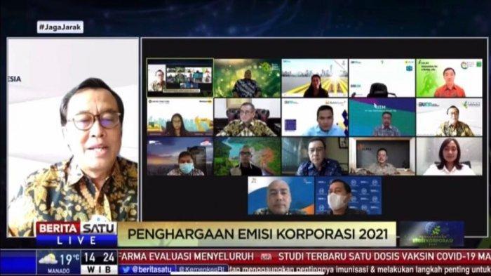Pupuk Indonesia Sabet 2 Award karena Sukses Turunkan Emisi