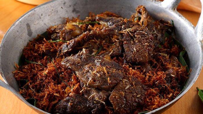 Berikut resep masakan Idul Adha 1440 H olahan daging kambing dan sapi yang hanya membutuhkan waktu satu jam. (Sajiansedap.grid.id)