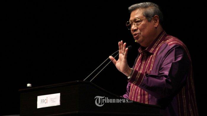 Megawati Hadir, SBY Tidak Hadir di Upacara Kemerdekaan