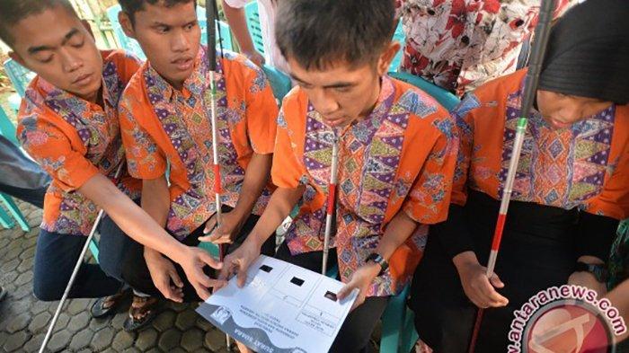 Pilkada di Buleleng Bali, TPS di Desa Bengkala Pakai Bahasa Isyarat