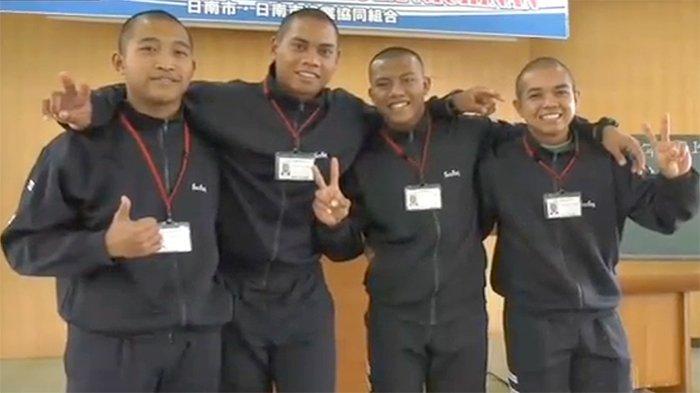 4 Pemagang Indonesia Belajar Perikanan di Miyazaki, Buat CD Lagu Jepang