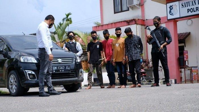 Penyekap Lima Bocah di Aceh Utara Akhirnya Diringkus
